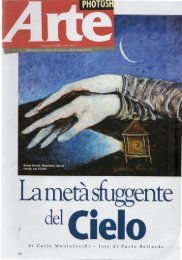 Tra Sacro e Profano – Bruno Grassi in Santa - Galleria Ca' D'oro