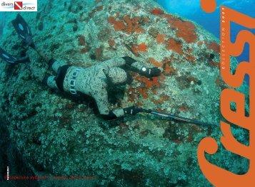 Katalog CRESSI SUB SPEARFISHING 2009 - Divers