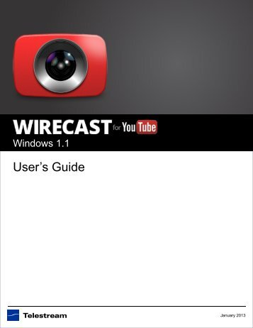 Wirecast-for-YouTube-User-Guide-Windows