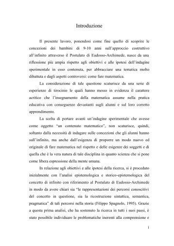 (Pagg. 1-83) in formato .pdf - Dipartimento di Matematica e Informatica