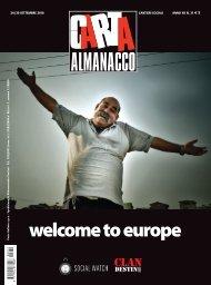 Scarica qui l'Almanacco in pdf - Social Watch Italia