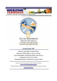 Terminus - Biblioteca del Consiglio Regionale della Puglia