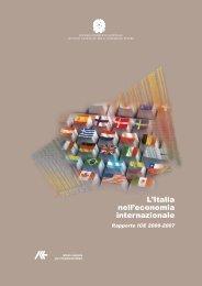 Rapporto ICE 2006-2007 - Istat.it