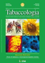 Scarica n. 3s/2006 - Società Italiana di Tabaccologia