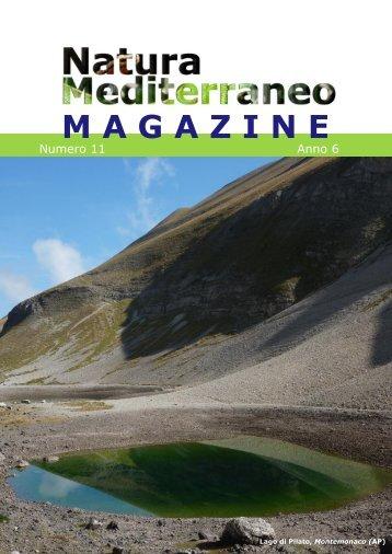 Magazine n.11 - Natura Mediterraneo