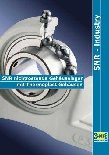 SNR - Industry - Kugellager Schleer Freiburg