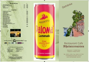 19019 low(Rest Cafe Rheinterrassen )