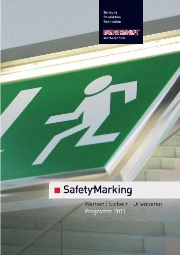 sm katalog - Behrendt Werbetechnik