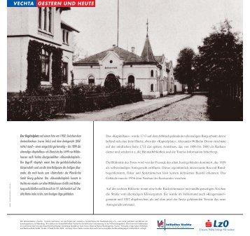 Standtafeln im Digitalposterdruck - Bitter & Co. Werbeagentur Gmbh