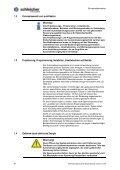 Betriebsanleitung CNC-Bediendialoge - Schleicher Electronic - Seite 6