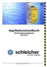 Prospekt - Schleicher Electronic
