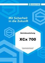 Betriebsanleitung - Schleicher Electronic