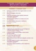 Congresso Nazionale SIGM - Fondazione Don Carlo Gnocchi - Page 5