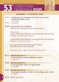 Congresso Nazionale SIGM - Fondazione Don Carlo Gnocchi - Page 6