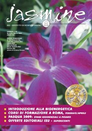 JASMINE n° 40 - Istituto di scienze umane