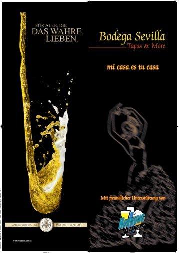 Bodega Sevilla - BERRA