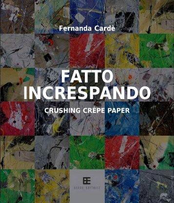 FATTO INCRESPANDO - Fernanda Cardè