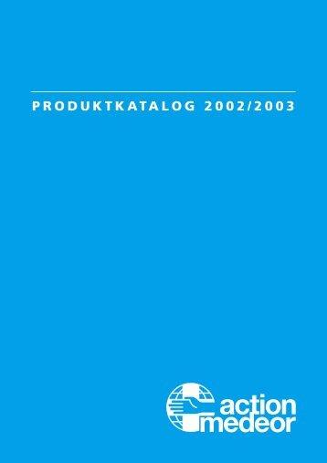medeor Katalog (deutsch)