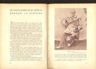 UN CAPOLAVORO DI UN ARTISTA ROMANO: LA STERLINA