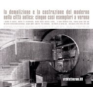 Rivista n° 80 1a parte - Ordine degli Architetti della Provincia di ...