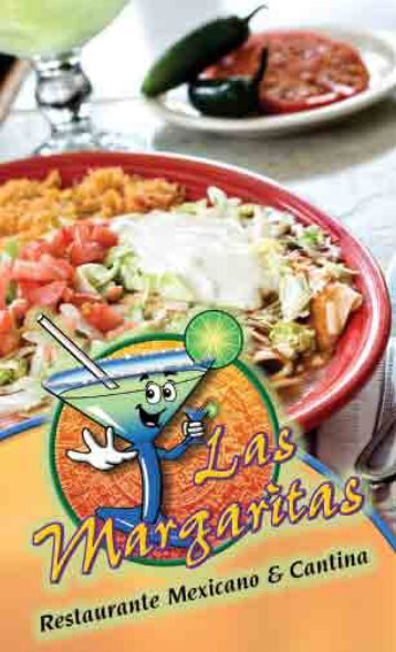 PDF Menu - Las Margaritas of Columbus Ohio