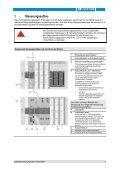 Systembeschreibung Promodul-U - Schleicher Electronic - Seite 7