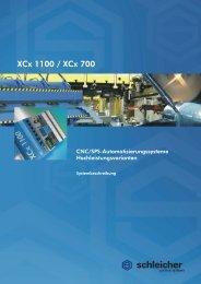 Systembeschreibung XCx 1100 / XCx 700 - Schleicher Electronic