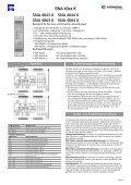 PDF Relais Katalog der Vorzugstypen - Schleicher Electronic - Page 4