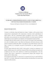 DON GNOCCHI pezzo in inglese ITA - Autismo Online