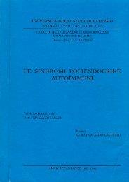 Le Sindromi Poliendocrine Autoimmuni