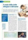 Il costo della rinite allergica e dell'asma - Stallergenes - Page 6