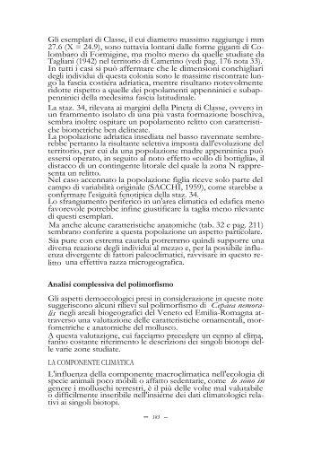 Conclusioni - Istituto Veneto di Scienze, Lettere ed Arti