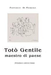 de pasquale totò gentile - Sindacato Libero Scrittori Italiani