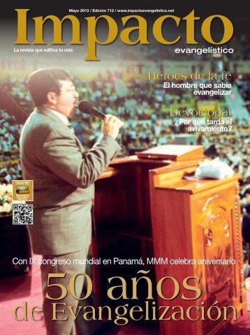 Revista Impacto Evangelístico