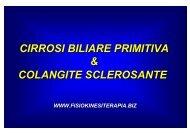 cirrosi biliare primitiva & colangite sclerosante - Fisiokinesiterapia.biz