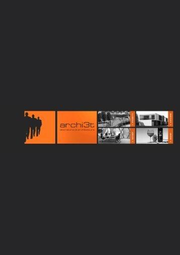 presentazione 20-06-07 - studio archi3t