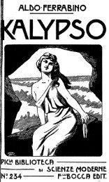 Kalypso [microform] ; saggio d'una storio del mito