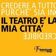 PURCHE' SIA INC CREDIBILE - Comune di Rovigo