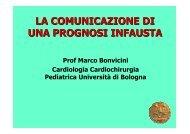 M. Bonvicini - SICP
