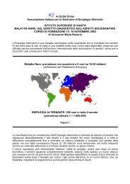 AISEA Onlus Associazione Italiana per la Sindrome di Emiplegia ...