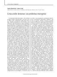 L'etica delle demenze: un problema emergente - A.I.M.A. Biella