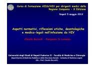 Bioetica e Aids (Napoli 5.5.12 - Regione Campania