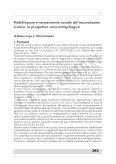 """""""Riabilitazione e reinserimento sociale del traumatizzato cranico: la ... - Page 2"""