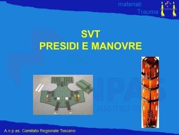 Diapositive Presidi e Manovre