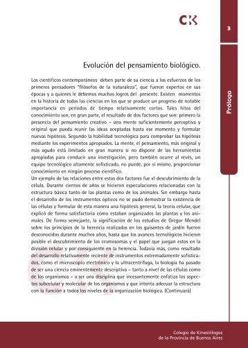 Revista Kinesiologos 17 - Colegio de Kinesiólogos de la Provincia ...