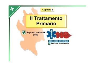 Il Trattamento primario -1/2 - BLS
