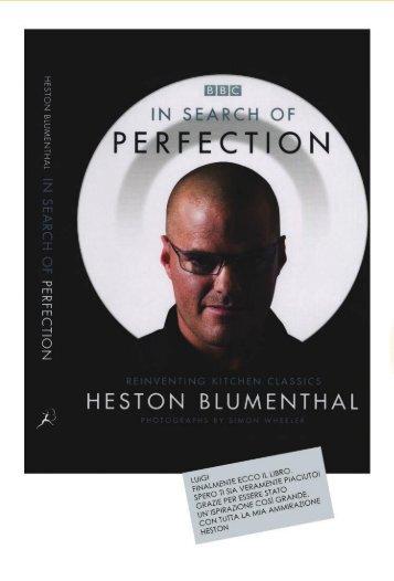 Heston Blumenthal - La Pasta di Aldo