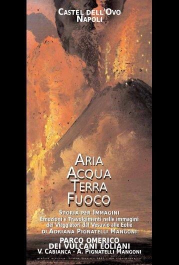 ARIA ACQUA TERRA FUOCO