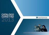 Catalogo corsi FAD - Sanitanova
