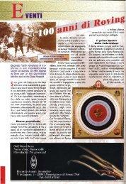 Giusy Pesenti 100 anni di Roving - Arco e Freccia